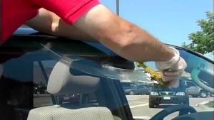 Ремонт повреждений лобовых стёкол автомобилей